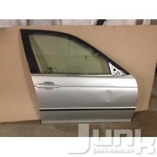 Дверь передняя правая для BMW 3-серия E46 1998-2005 oe  разборка бу
