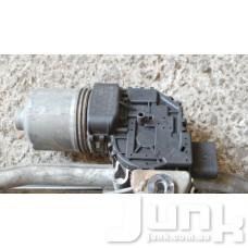 Мотор стеклоочестителя для Audi A4 (B6) 2000-2004 oe 8E1955119 разборка бу