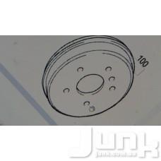 Тормозной барабан oe A1684230201 разборка бу