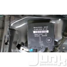 Блок управления задней левой двери для Mercedes Benz W203 C-Klasse 2000-2007 oe A2038200726 разборка бу