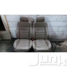 Сиденье комплект (переднее 2шт и заднее) для Audi A6 (C5) 1997-2004 oe  разборка бу