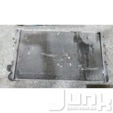 Радиатор охлаждения двигателя oe 1J0121253J разборка бу