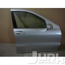Дверь передняя правая для Mercedes Benz W220 S-Klasse 1998-2005 oe A2207200205 разборка бу