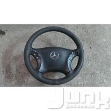 Руль в сборе для Mercedes Benz W203 C-Klasse 2000-2007 oe  разборка бу