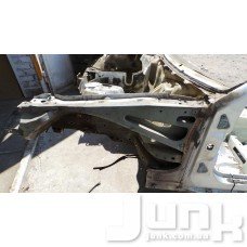 Брызговик модульный сзади справа для Mercedes W211