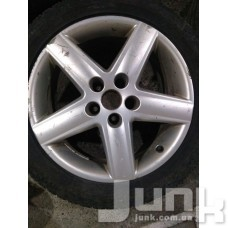 Audi OEM 4F0601025AF 7,5x17 5x112 ET45 DIA57,1 (silver) Б/У