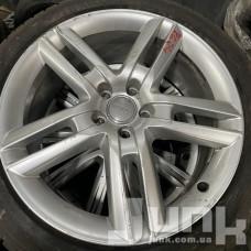 Audi OEM 4G0601025BQ 8,5x19 5x112 ET45 DIA66,6 (silver) Б/У