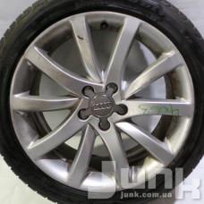 Audi OEM 8K0601025BC 8x18 5x112 ET47 DIA66,6 (silver) Б/У