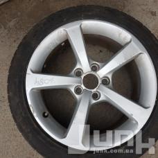 Audi OEM 8V0601025S 7,5x17 5x112 ET43 DIA57,1 (silver) Б/У