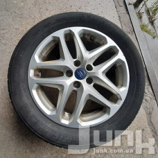 Ford OEM DS7C1007L3A 7,5x17 5x108 ET55 DIA63,4 (silver) Б/У