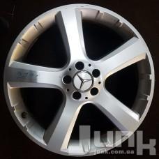 Mercedes OEM A1644011102 8,5x20 5x112 ET56 DIA66,6 (silver) Б/У
