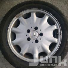 Mercedes OEM A2104010602 7x16 5x112 ET42 DIA66,6 (silver) Б/У