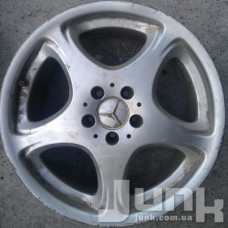 Mercedes OEM A2204010302 8x18 5x112 ET44 DIA66,6 Б/У