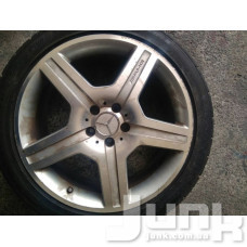 Mercedes OEM A2214012602 8,5x19 5x112 ET43 DIA66,6 Б/У