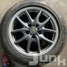 Porsche OEM 7L5601025B 9x19 5x130 ET60 DIA71,6 (graphite) Б/У