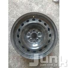 Steel Noname 6x15 5x100 ET39 DIA57,1 Б/У