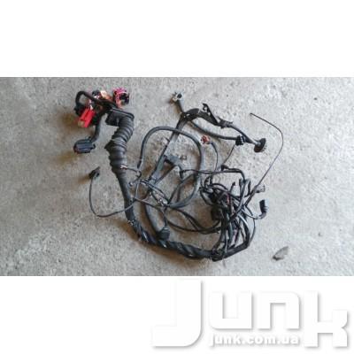 Жгут электропроводки моторного отсека для Audi A6 (C5) 1997-2004 oe 4B1971072 разборка бу
