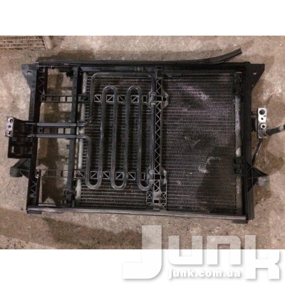 Рамочная часть корпус радиаторов для 5-серия E39 1995-2003 Б/У oe 17111740796 разборка бу