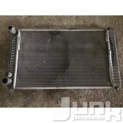Радиатор охлаждения двигателя для A4 B5 Б/У oe 8D0121251N разборка бу
