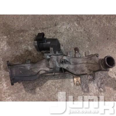 Выпускная труба для Mercedes W211 oe A6111400408 разборка бу