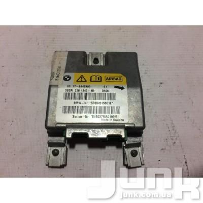 Блок управления Airbag правый для BMW E60 oe 65776945156 разборка бу