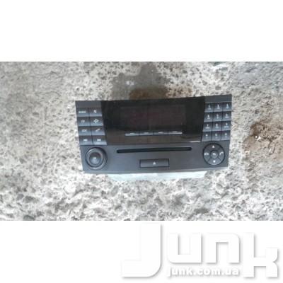 Магнитола для Mercedes W211 oe A2118209789 разборка бу
