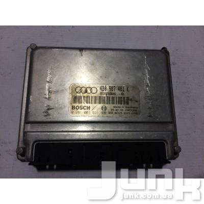 Блок управления двигателем для Audi A6 C5 oe 4B0907401K разборка бу