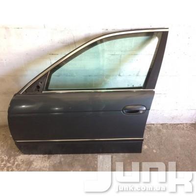 Дверь передняя левая для BMW E39 oe 41518216817 разборка бу