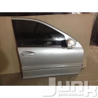Дверь передняя правая для Mercedes W203 oe A2037200205 разборка бу