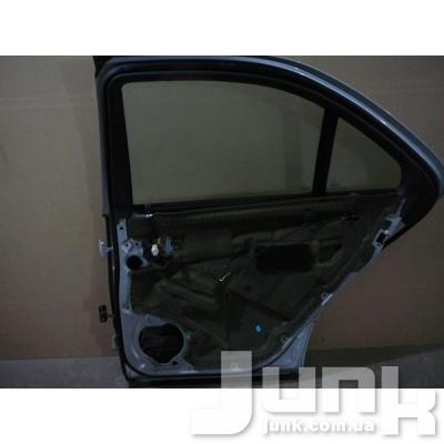Механизм стеклоподъёмника задний прав. для Mercedes W220 oe A2207300446 разборка бу