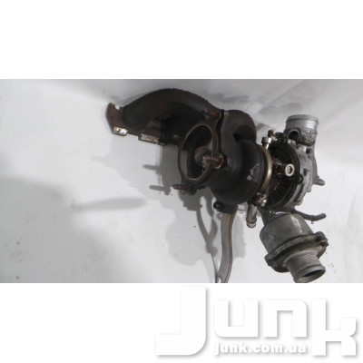 Турбина для Audi A4 B8 oe 06H145702R разборка бу