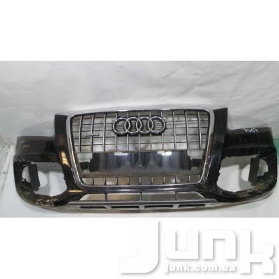 Бампер передний для Audi Q5 oe 8R0807437 разборка бу