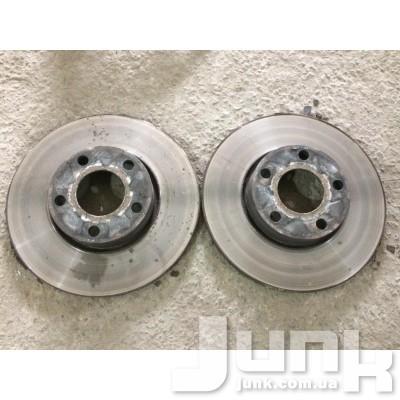 Тормозной диск передний для A4 (B5) 1994-2000 Б/У oe  разборка бу
