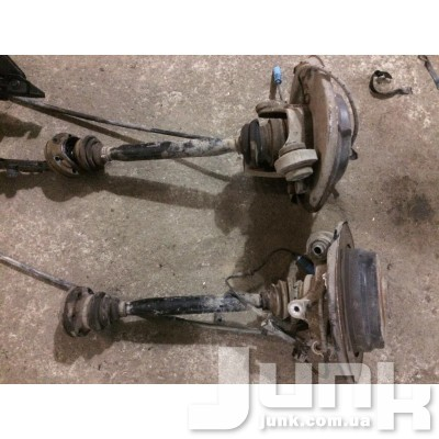 Ступица заднего колеса для BMW E39 oe 33411093371 разборка бу