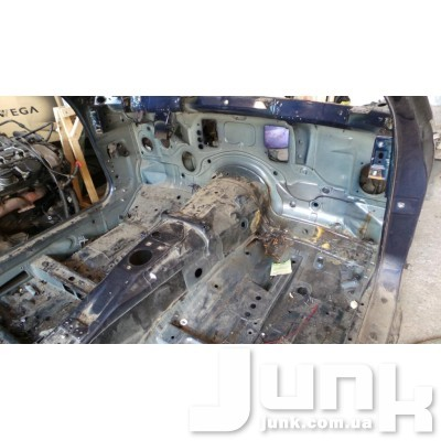 Лонжерон передний справа задняя часть для BMW 5-серия E60/E61 2003-2009 oe 41117111092 разборка бу