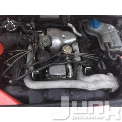 Двигатель мотор 2.5 TDI AKE для A6 C5 Б/У oe  разборка бу