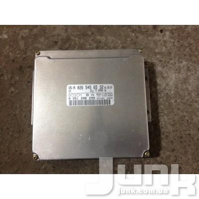 Блок управления двигателем для Mercedes W220 oe 265456532 разборка бу
