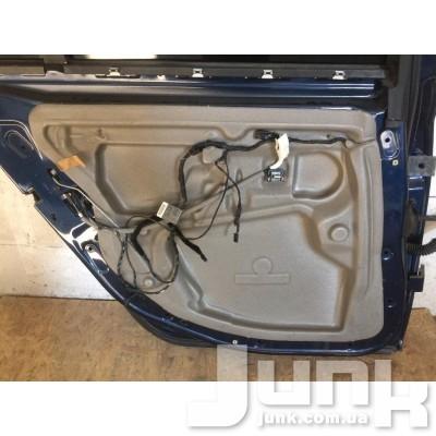 Механизм стеклоподъёмника задний левый для BMW E60 oe 51357075673 разборка бу
