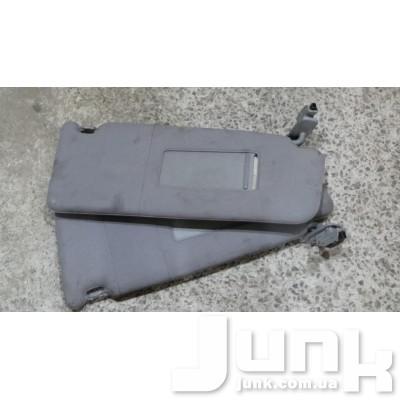 Козырек солнцезащитный правый для Audi A6 C5 oe  разборка бу