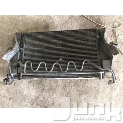 Радиатор кондиционера для A6 C5 Б/У oe 4B0260403R разборка бу