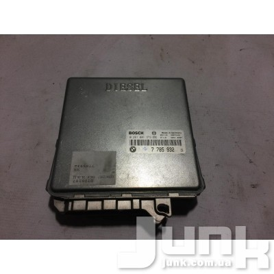 Блок управления двигателем для E36 Б/У oe 0281001373 разборка бу