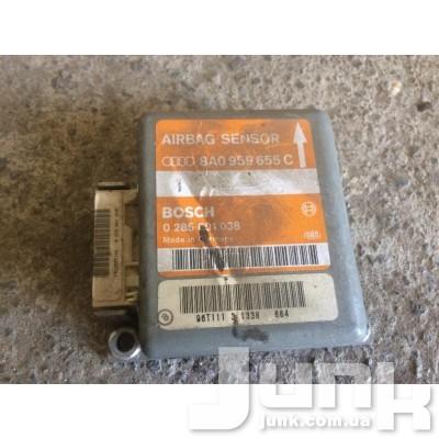 блок управления airbag для Audi oe 8A0959655C разборка бу