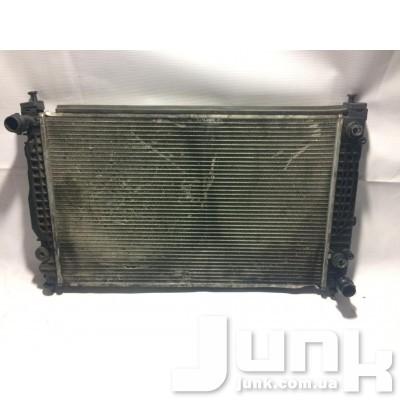 Радиатор охлаждения двигателя для Audi A4 (B5) 1994-2000 oe 8D0121251Q разборка бу