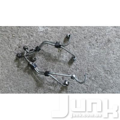 Труба напорной линии (цилиндер 4) для Audi A6 (C5) 1997-2004 oe 028130304F разборка бу