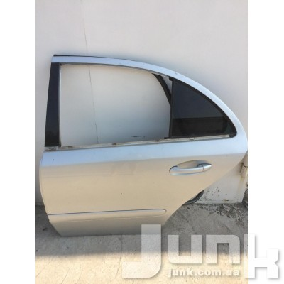 Стекло задней двери лев. для Mercedes W211 oe A2117300320 разборка бу