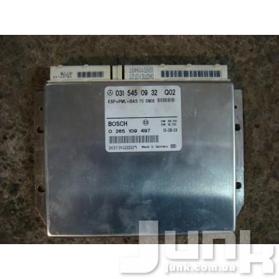 Блок управления ESP для W220 S-Klasse 1998-2005 Б/У oe A0315450932 разборка бу