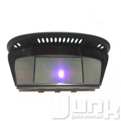 Бортовой монитор для BMW E60 oe 65826945661 разборка бу
