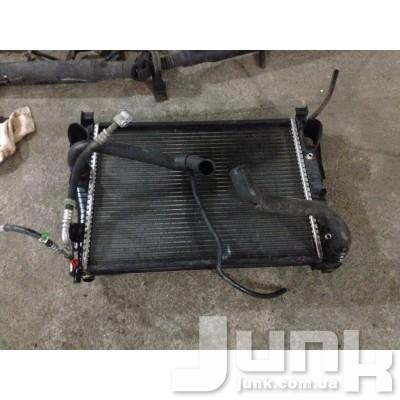 Патрубок радиатора основного нижний для Mercedes W220 oe A2205010382 разборка бу
