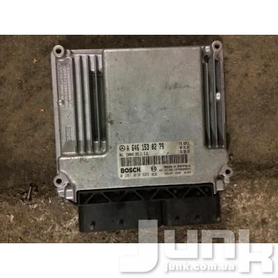 Блок управления двигателем ЭБУ для Mercedes W211 oe A6461530279 разборка бу