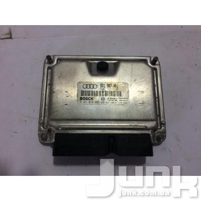 Блок управления двигателем (эбу) для Audi A4 B5 oe 8d1907401 разборка бу
